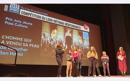 Kaouther Ben Hania décroche deux nouveaux prix internationaux pour son dernier film