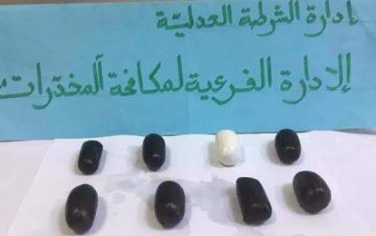Tunis-Carthage : Une mule arrêtée avec 13 capsules d'héroïne