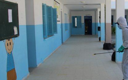 Coronavirus-Tunisie : En 24h, 71 nouvelles contaminations dépistées en milieu scolaire