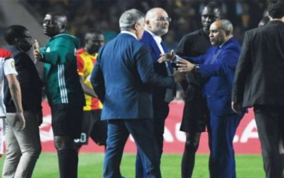 Suspension d'Ahmad Ahmad : Les chances de Bouchamaoui de présider la CAF augmentent