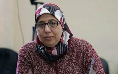 Yamina Zoghlami : «Ennahdha est favorable à un remaniement ministériel, sans toucher à la ceinture politique»