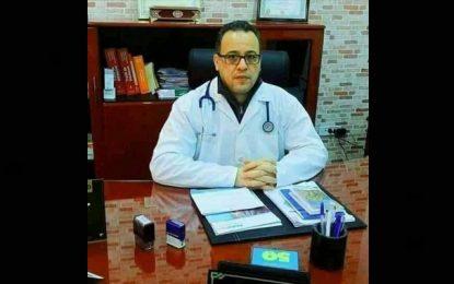 Gafsa : Dr Abdelmonom Nassiri succombe au coronavirus