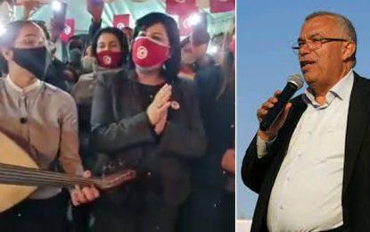 Bhiri solidaire avec l'Union des Oulémas musulmans : «le sit-in du PDL est illégal et doit être levé»