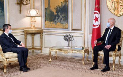 Darmanin à l'issue de sa rencontre avec Saïed : «La France ne s'attaque pas aux religions mais aux idéologies extrémistes»