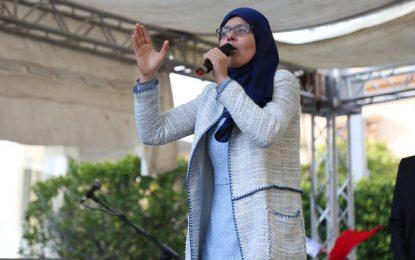 Jawhara Ettis claque la porte d'Ennahdha, «un projet qui sert les intérêts d'une seule et unique personne»