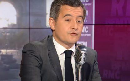 Lettre ouverte à Gérald Darmanin, ministre de l'Intérieur de la France