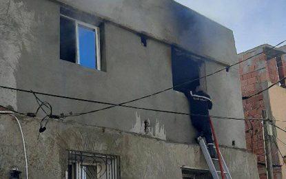 El-Hamma: Deux enfants périssent dans un incendie