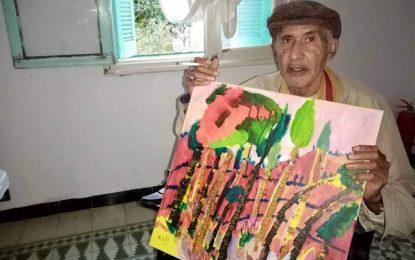 Le ministère des Affaires culturelles déplore le décès de l'artiste peintre Khemais Néji