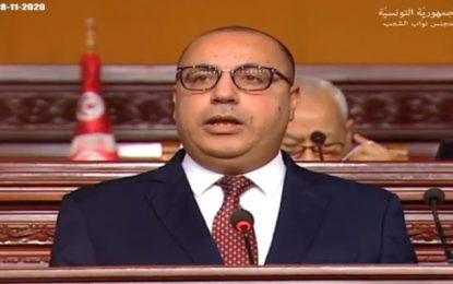 Hichem Mechichi : «L'État ne pliera pas devant le chantage»