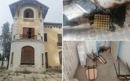 Béja : Le Palais de la littérature et des arts vandalisé par des inconnus