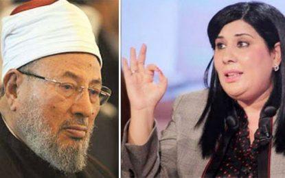 Abir Moussi n'en démord pas: «L'Union de Qaradawi doit quitter la Tunisie»