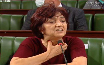 Samia Abbou aux juges : Le pays est gangrené par la corruption… Sauvez-le en appliquant la loi !