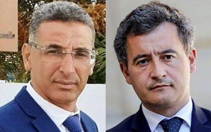 Attaque de Nice: Macron demande à Darmanin de se rendre à Tunis