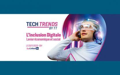 Tech Trends by TT : L'inclusion digitale comme levier économique et social