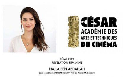 Najla Ben Abdallah nominée aux César 2021