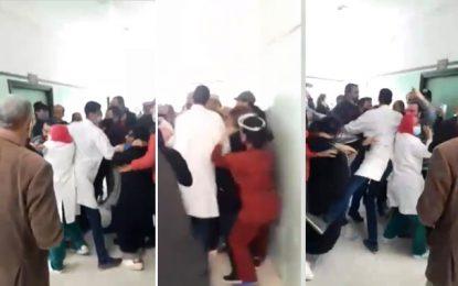 Menzel Temime : Enquête sur l'agression du personnel médical de l'hôpital régional (Vidéo)
