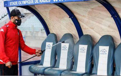 Tunisie – Coronavirus : Suspension des activités sportives pour 3 semaines supplémentaires