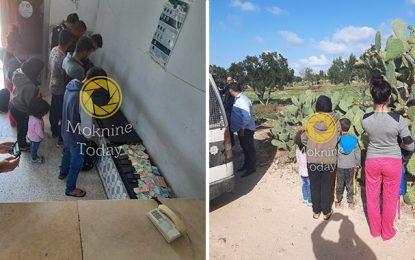 Scandale policier à Moknine : Deux petits enfants photographiés en état d'arrestation