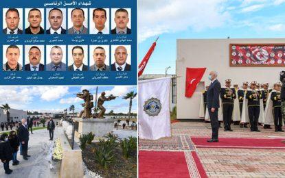 Tunisie : Hommage aux 12 agents de la garde présidentielle tombés en martyrs il y a 5 ans (Photos)