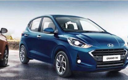 La nouvelle Hyundai Grand i10 : Arrivée en grande pompe