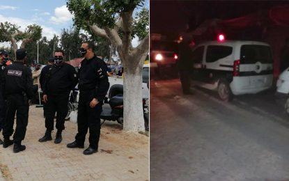 Port du masque en Tunisie : 3391 infractions enregistrées en une journée