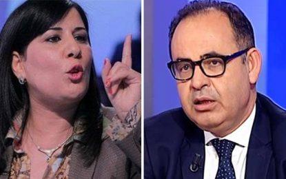 Altercation entre Abir Moussi et Mabrouk Korchid : Les deux députés s'échangent les accusations