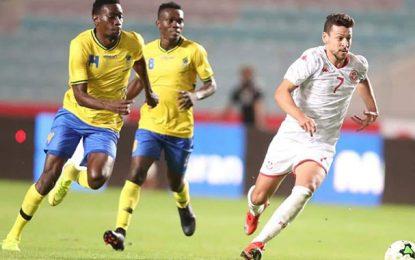 Éliminatoires de la CAN 2022 : En battant la Tanzanie, la Tunisie met un pied au Cameroun