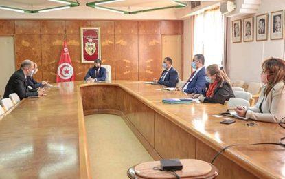 Rencontre du ministre du transport et des représentants de TABC : Vers l'ouverture de nouvelles lignes vers les pays africains