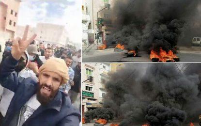 Tataouine : Fermeture des routes après l'arrestation du coordinateur général du mouvement El-Kamour (Vidéo)