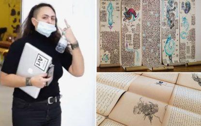 L'artiste tunisienne Aïcha Snoussi décroche le Prix SAM 2020 (Vidéo)