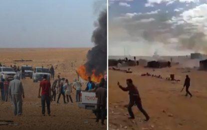 Affrontements entre deux clans à Aïn Skhouna : Un mort et 53 blessés, selon un premier bilan officiel