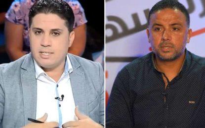 Menacé de mort par un partisan d'Al-Karama, le journaliste Sarhane Chikhaoui porte plainte contre Makhlouf pour incitation à la violence