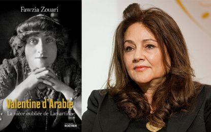 Fawzia Zouari raconte ''Valentine d'Arabie''