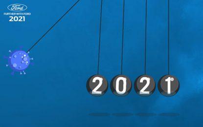 Le rapport 2021 de Ford : les consommateurs s'adaptent à la pandémie Covid-19