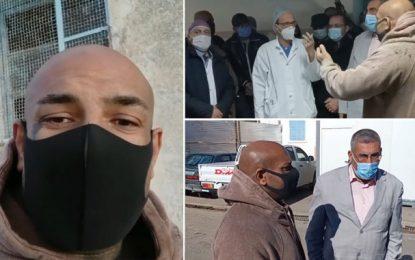 Tunisie : K2Rhym s'engage à venir en aide aux écoles et aux hôpitaux publics
