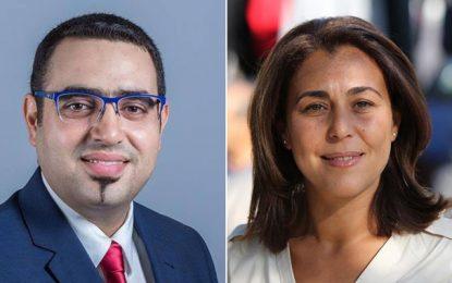 La constituante Karima Souid dément le député Ennahdha, Oussama Sghaier et lui adresse un message