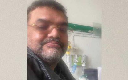 Lotfi Zitoun quitte l'hôpital après deux semaines de soins contre la Covid-19