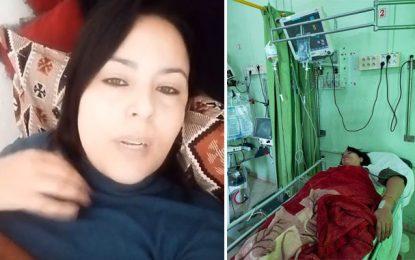 Démentie après avoir annoncé son empoisonnement, Nawel Mahmoudi persiste et signe