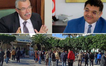 Radio Monastir : Contrairement à Bhiri, Zitoun prend part à la campagne de soutien aux employés suspendus