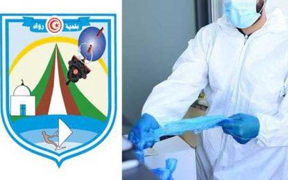 Huit employés de la municipalité de Raoued contaminés au coronavirus