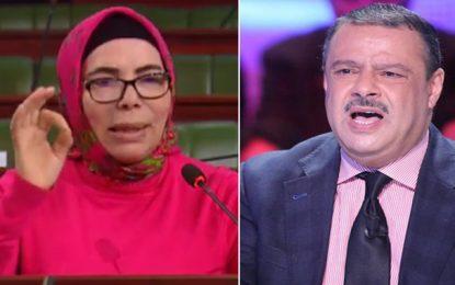 L'ancien ministre Samir Taieb portera plainte contre la députée Al-Karama Halima Hammami