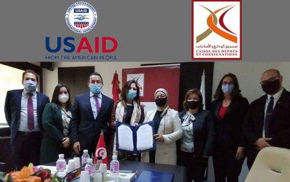 Fonds Inkadh et Mourafek pour financer des PME tunisiennes impactées par la Covid-19