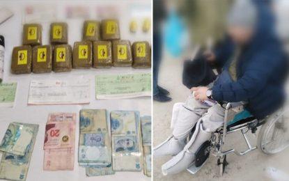 Trafic de cocaïne et de cannabis : Trois individus arrêtés à Béja