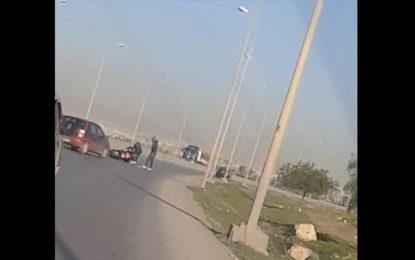 Mellassine : Une tentative de braquage en plein jour filmée (vidéo)