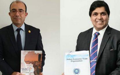 Création d'un Conseil d'affaires tuniso-indien pour booster les investissements indiens en Tunisie