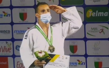 Madagascar : Le judoka tunisien Fraj Dhouibi champion d'Afrique