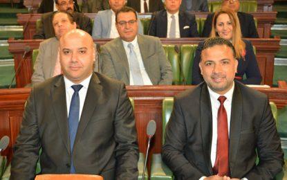 Amal Saïdi : Les députés agresseurs sont Seifeddine Makhlouf, Mohamed Affès et Zied Hachemi