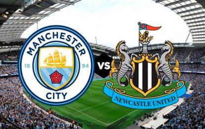 PREMIER LEAGUE – Manchester City affronte Newcastle lors de la 15ème journée du championnat anglais.