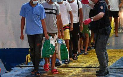 Migration : L'Observatoire tunisien des droits de l'Homme s'oppose au rapatriement massif prévu par l'Italie
