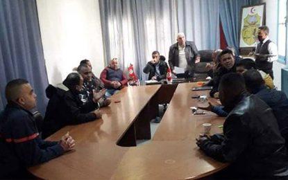 Chebba : Les syndicats refusent la reprise des activités des forces de l'ordre
